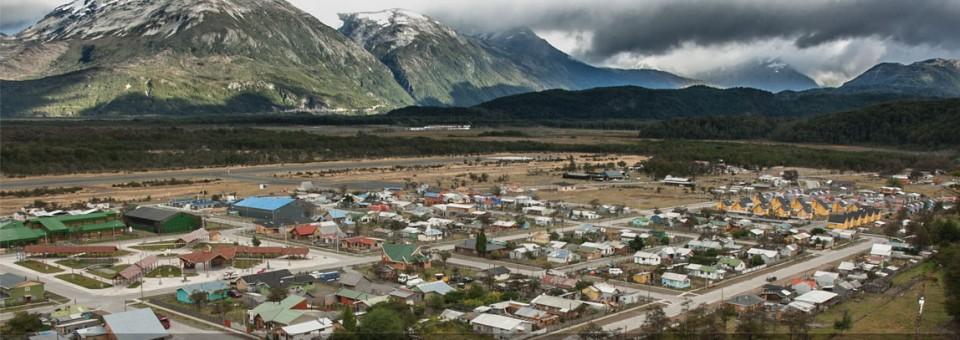 Bienvenidos a Villa O'Higgins, Corazón de la Patagonia